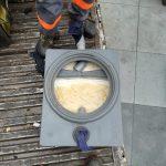 Curatare separatoare de grasimi si hidrocarburi